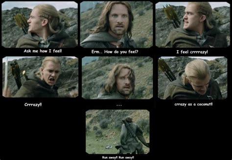 Aragorn Meme - legolas and aragorn memes