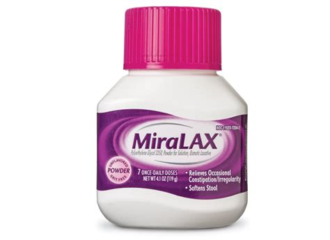 Miralax Stool Softener Side Effects by Best Drugs To Treat Constipation Consumer Reports