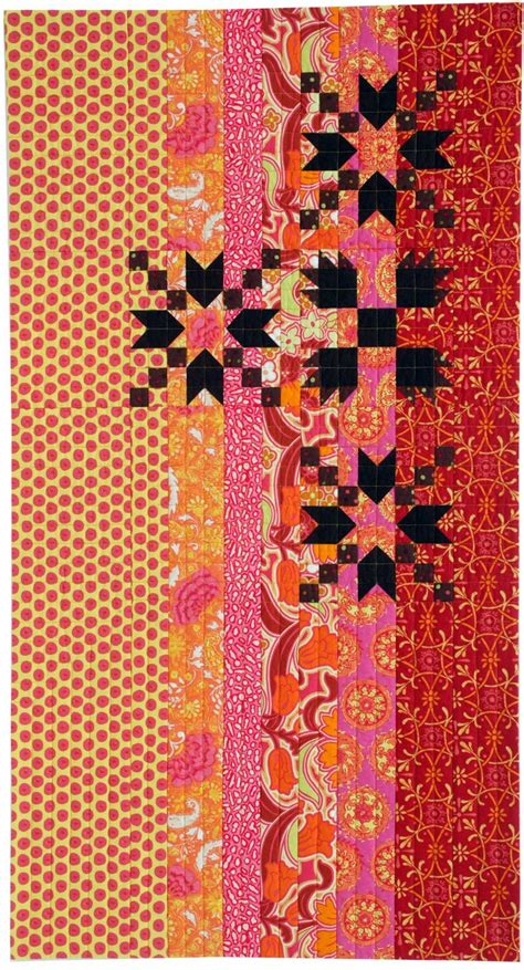 Indian Summer Quilt by Indian Summer By Ginnie Hebert Editor S Choice Award 2013 Traditional To Modern Quilt