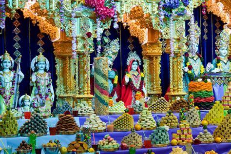 diwali annakut celebration 2016 seattle wa usa