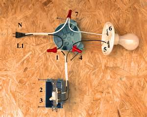 single pole switch wiring methods electrician101