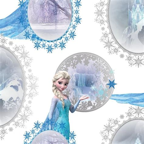 wallpaper frozen uk disney frozen elsa movie metallic motif childrens