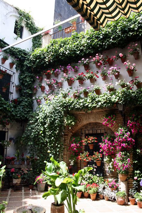 Cordoba Patio Festival by Flowers And Food Visiting The Cordoba Patio Festival An