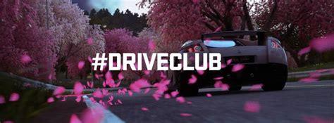 driveclub in arrivo nuovi aggiornamenti ai server e al gioco driveclub annunciato un nuovo aggiornamento per il mese