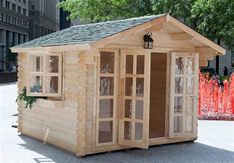 large wood shed ksheda