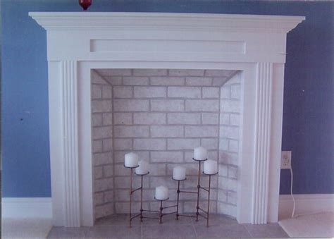 faux painting fireplace brick faux brick fireplace mantle mania