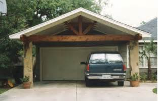 Patio Lean To Shelter Carport With Flagstone Columns Scott Ward Flickr