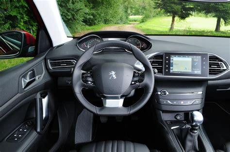 peugeot 308 interior 2014 peugeot 308 interior black top auto magazine