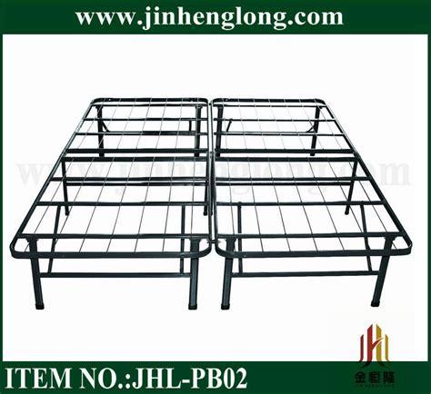 Buy Metal Bed Frame Platform Folding Metal Bed Frame Buy Platform Folding