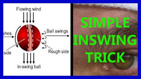how to swing a cricket ball left handed hd cricket coaching fast bowling swing tips in swing