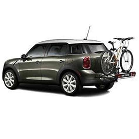mini cooper countryman rear bicycle bike rack carrier for