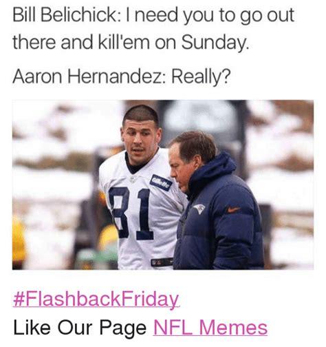 Aaron Hernandez Memes - funny bill belichick memes of 2016 on sizzle football
