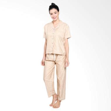Setelan Cihua Celana Polka jual setelan polkadot piyama baju tidur wanita harga kualitas terjamin