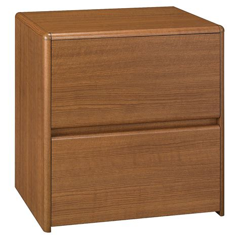 Bush Northfield Lateral File Cabinet Oak File Cabinets Oak Lateral File Cabinet