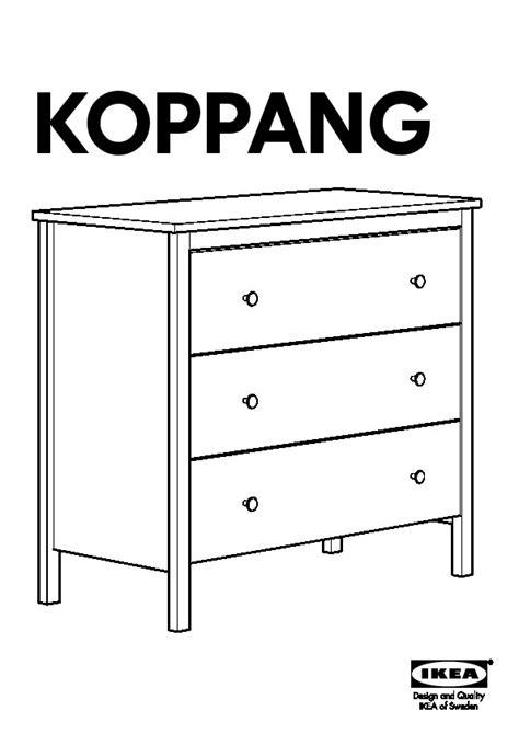 Commode Ikea 3 Tiroirs by Koppang Commode 3 Tiroirs Blanc Ikea Ikeapedia