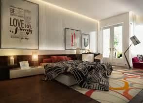 Contemporary bedroom 17