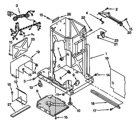 whirlpool upright freezer wiring diagram wiring diagram