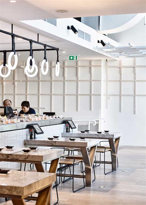interior design cafe melbourne tetsujin japanese restaurant melbourne by architects eat