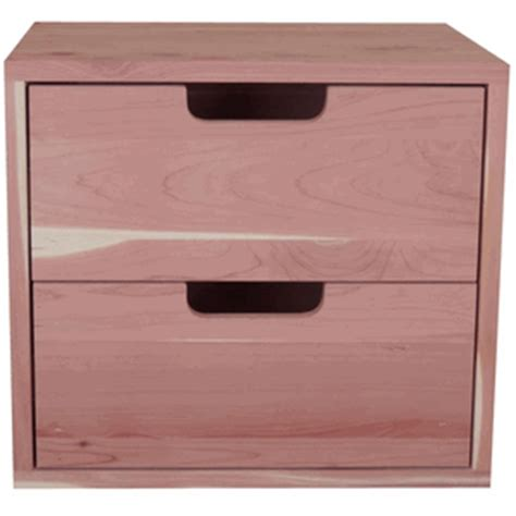 stackable drawers for closet 14 quot box with 2 aromatic cedar drawers cedarwoodfurniture