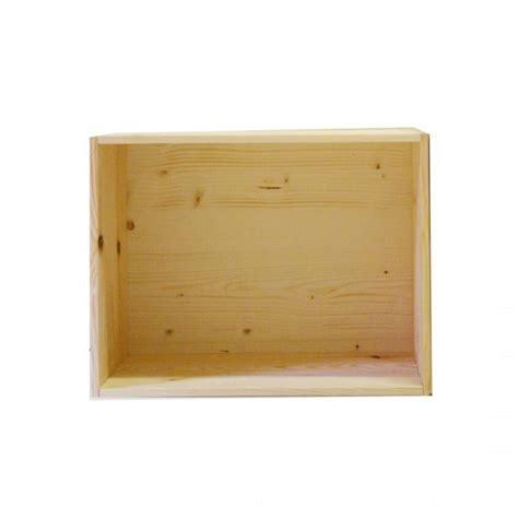 cassetta in legno cassetta legno naturale babookidsdesign