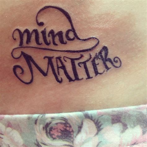 mind over matter tattoo designs 1000 images about tattoos piercings on mind