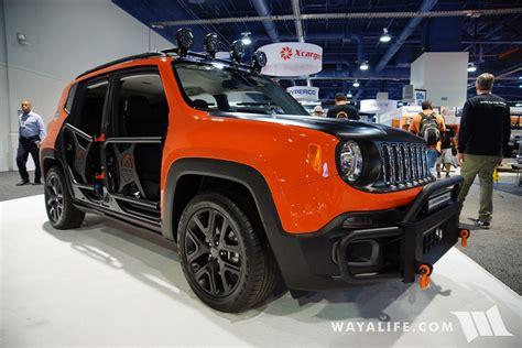 city jeep 2017 sema motor city jeep renegade toasterjeep jeep