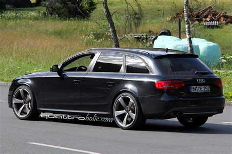 where is audi from originally boostaddict new b8 rs4 spotted testing pictures and
