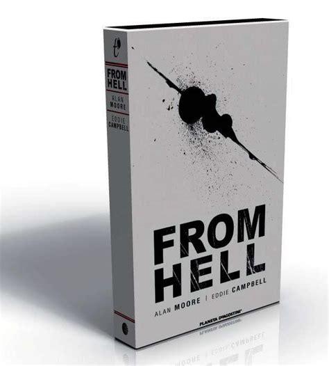 libro from hell from hell el mar de tinta