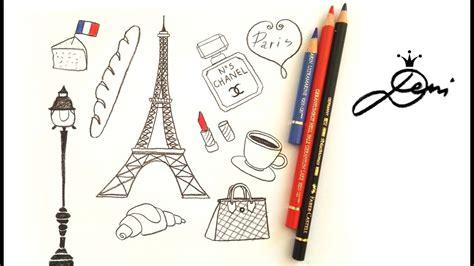 doodle zeichnen lernen frankreich schnell zeichnen lernen eiffelturm