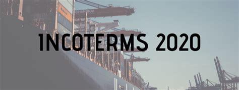 incoterms  updates bdg international  freight