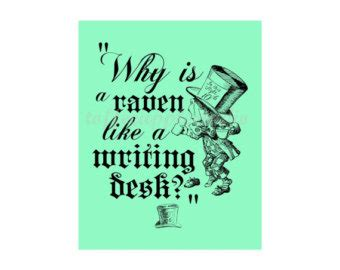 mad hatter wall quotes quotesgram