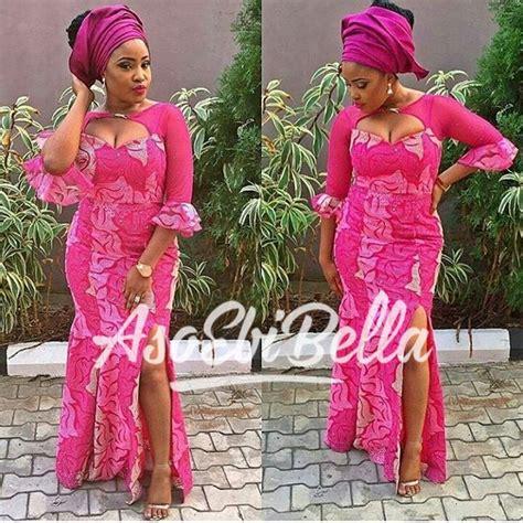 asoebi lace designs 2017 aso ebi styles 18 latest lace and asoebi designs