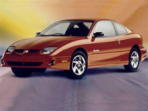 2000 Pontiac Sunfire Mpg by 2000 Pontiac Sunfire Se 2dr Coupe Information
