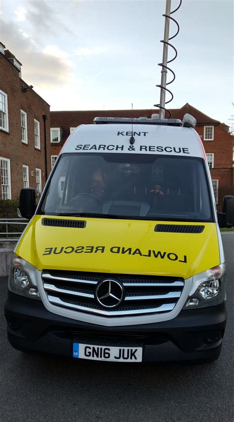 Kent Search New Incident Unit Unveiled Kent Search And Rescuekent Search And Rescue