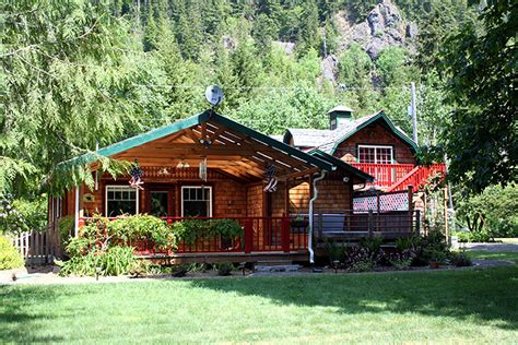 Sol Duc Cabin by Page Not Found 171 Vacationist