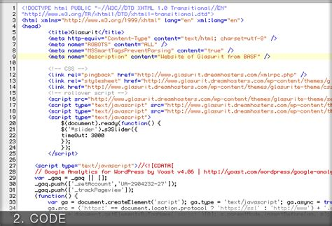 design html code sol design psd to html we ll code your design