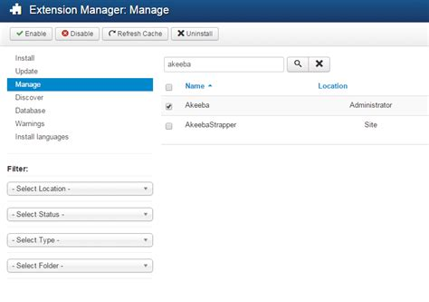 tutorial for joomla 3 3 joomla 3 x how to install and manage extensions