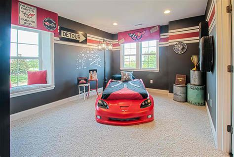 race car bedroom ideas zoom with style in 20 car themed bedroom for your boys