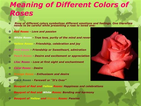 meaning of different colors ppt saint valentine s day powerpoint presentation id