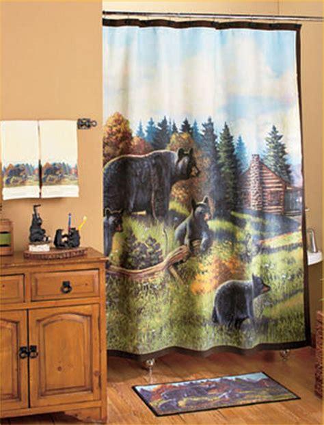 bear decor for bathroom bear bathroom set 17 pc set shower curtain soap dish pump