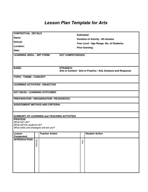 art lesson plans for high school art teachers lesson
