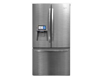The Creator Of The Modern Fridge Turns 165 by New Smart Fridge Orders Your Food And Then Turns On The