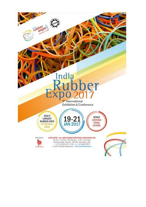 rubber st mumbai national rubber conference nrc mumbai 2015 e souvenir