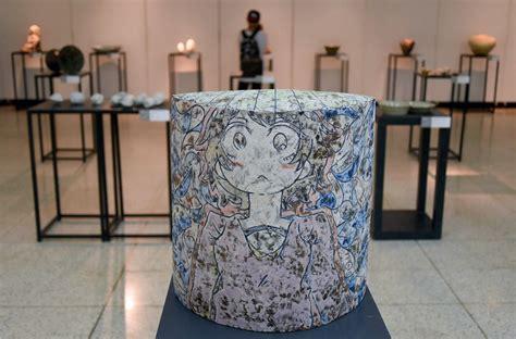 Display Methods Ceramics - contemporary asian ceramic shines in hangzhou