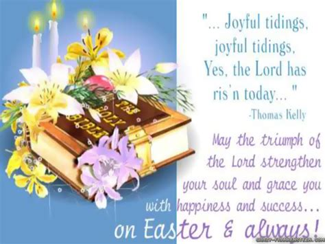 easter blessings and quotes quotesgram