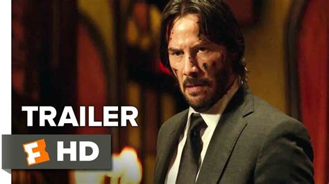 film terbaik keanu reeves john wick chapter 2 official trailer teaser 2017
