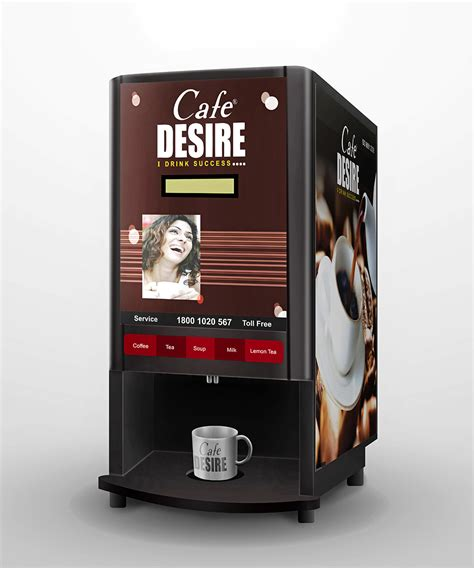 Coffee Vending quadra option coffee tea vending machine prices in india