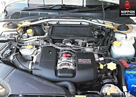 subaru engine turbo subaru legacy 2 0 turbo engine b4 bh5 ej20