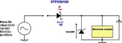 diode surge test select schottky diodes based on avalanche performance eete power management