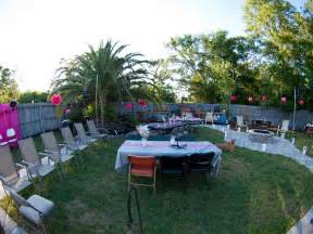 Backyard Birthday Party Ideas Sweet 16 Masquerade Party Masquerades And Backyards On Pinterest
